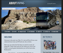 About RVing